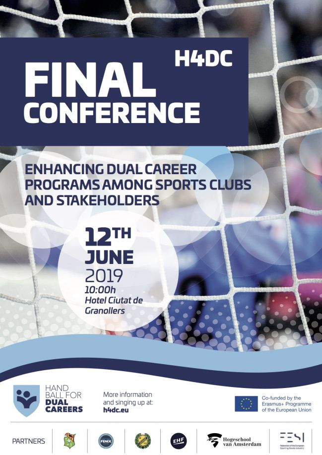 SAVE THE DATE! H4DC Final Conference date announced.